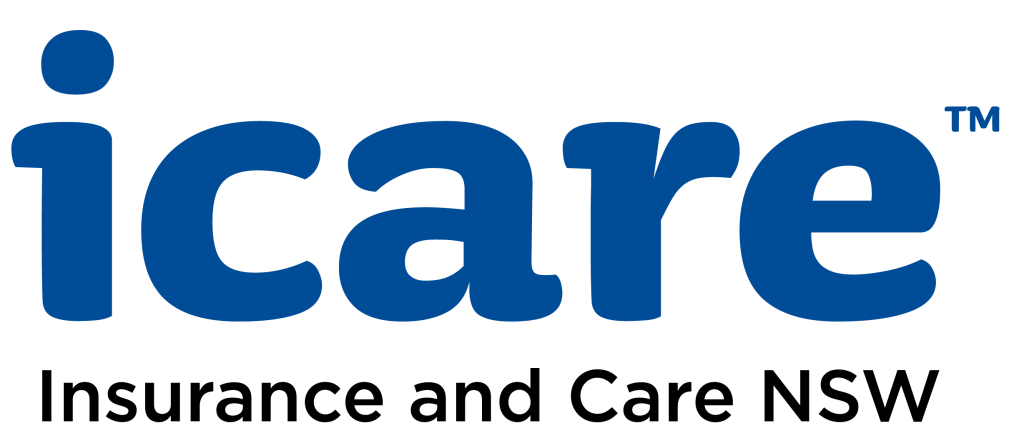 icare Foundation logo investing in a new state of wellbeing
