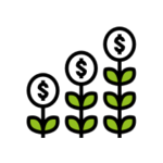 Investment icon by Becris from the Noun Project