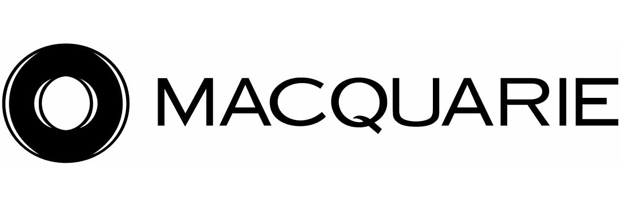 Logo of Macquarie bank
